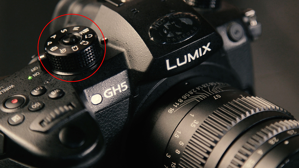 Here you can find the camera-mode-button
